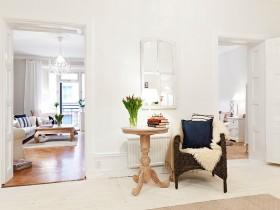 二室二厅玄关装修效果图大全2012图片