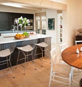 地中海风格二居室厨房装修效果图大全