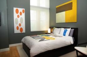 3万打造60平现代风格卧室装修效果图大全