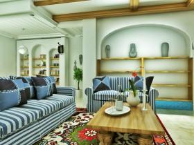90平米小户型客厅沙发装修效果图
