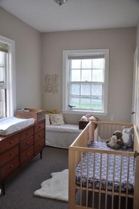 现代儿童房装修设计