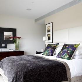 130平欧式卧室装修效果图大全