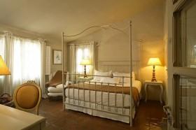 极致的田园风格装修卧室图片
