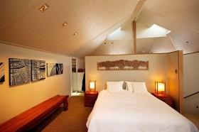 大自然的风景田园风格卧室装修效果图大全