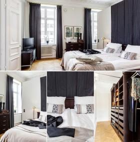 四居室简约纯净卧室装修效果图大全2012图片