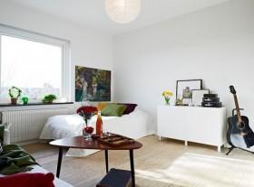 30平米超小户型卧室装修效果图大全