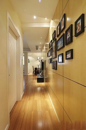 小户型过道照片墙设计效果图