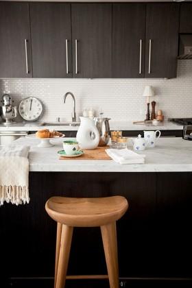 厨房橱窗装修效果图大全