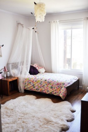 两室一厅儿童房装修效果图大全