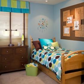 40平小户型装修 现代卧室装修效果图