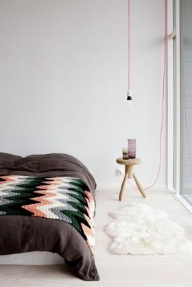 10万打造80平最新后现代卧室装修风格