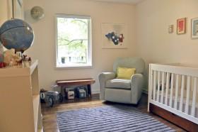 现代简约儿童房装修效果图欣赏