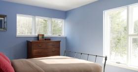 11万打造100平现代简约卧室装修效果图