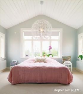 2013年70平米小户型卧室装修样板间