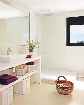9平米卫生间洗手池装修效果图