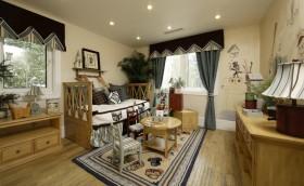120平欧式简约客厅装修效果图