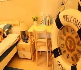儿童房样板间装饰效果图