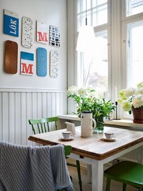 80平小户型餐厅装修样板房