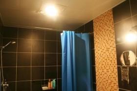 50平小户型卫生间瓷砖设计装修效果图