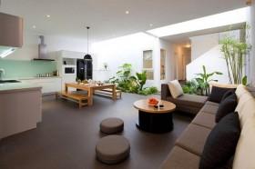 别墅图片大全 清新宜人客厅装修效果图大全