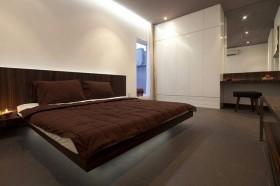 别墅图片大全 简洁卧室衣柜装修效果图