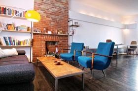 小户型现代时尚的客厅装修效果图大全