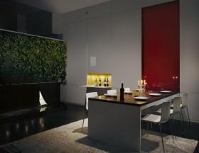 复式楼浪漫餐厅装修效果图欣赏