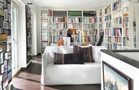 20万打造唯美浪漫现代简欧客厅装修风格