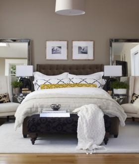 7万打造奢华中式风格卧室装修效果图大全