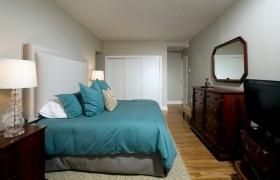 4万经济型装修 简约风格卧室装修图片