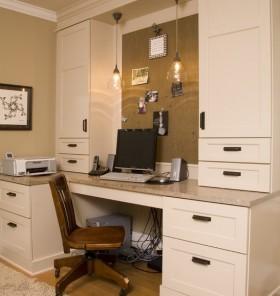 简约二居室书房装修效果图大全