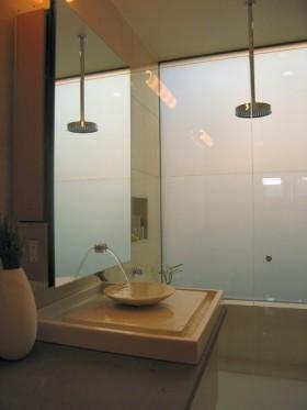 7万打造日式现代风格卫生间装修效果图大全