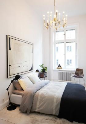 15万打造清新简欧风格三居卧室装修效果图大全