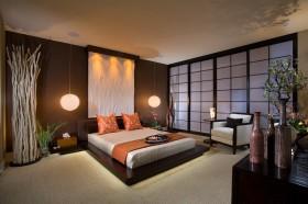 日式榻榻米床装修效果图