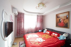 70平米小户型婚房 卧室装修效果图大全