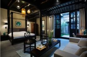 50平米小户型卧室古典家具图片
