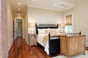 简欧风格温馨的卧室装修效果图大全2012图片