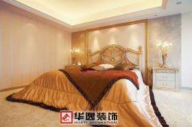 2013欧式主卧室装修效果图片欣赏