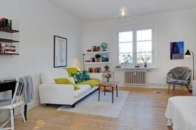 40超平小户型客厅装修效果图大全2012图片