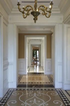二居室打造巴洛克风格玄关装修效果图大全