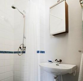 56平米小户型简约自然的卫生间装修效果图大全