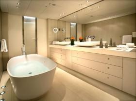简欧风格三居室卫生间装修效果图大全