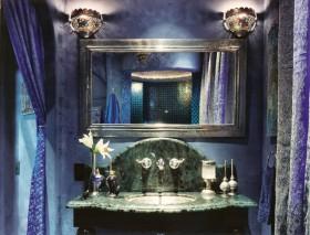 绝美的东南亚小户型卫生间窗帘装修效果图大全