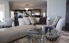 奢华的后现代装修风格客厅图片