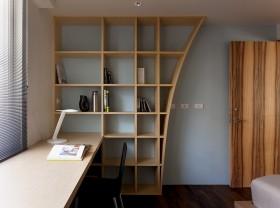 89平米小户型简约书房装修效果图大全