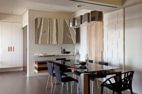 89平米小户型简约餐厅装修效果图大全