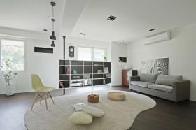70平米小户型客厅装修效果图欣赏