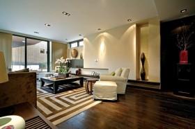 四居室现代风格卧室装修效果图大全