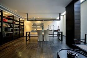 四居室现代风格书房装修效果图大全