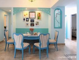 80平米小户型餐厅背景墙效果图